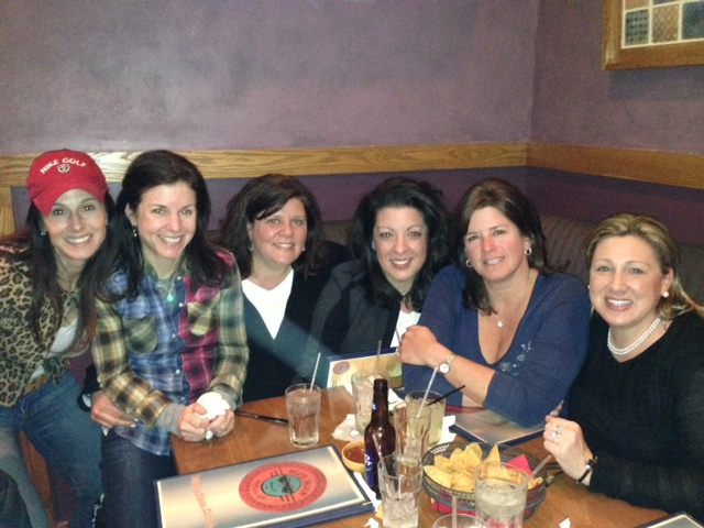 Dinner with friends NJ 011214