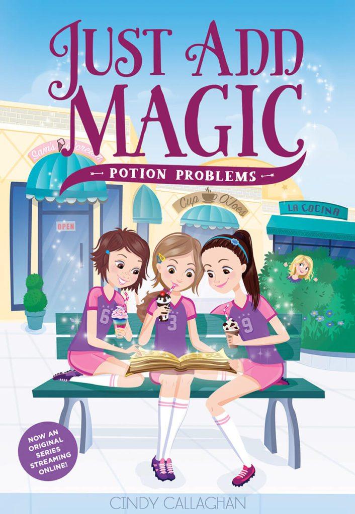 Just Add Magic Potion Problems
